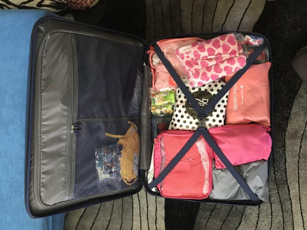 w walizce