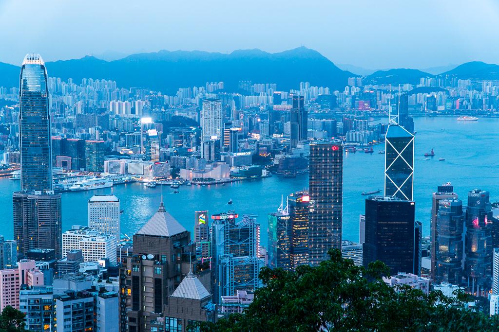 Hongkońskie obserwacje