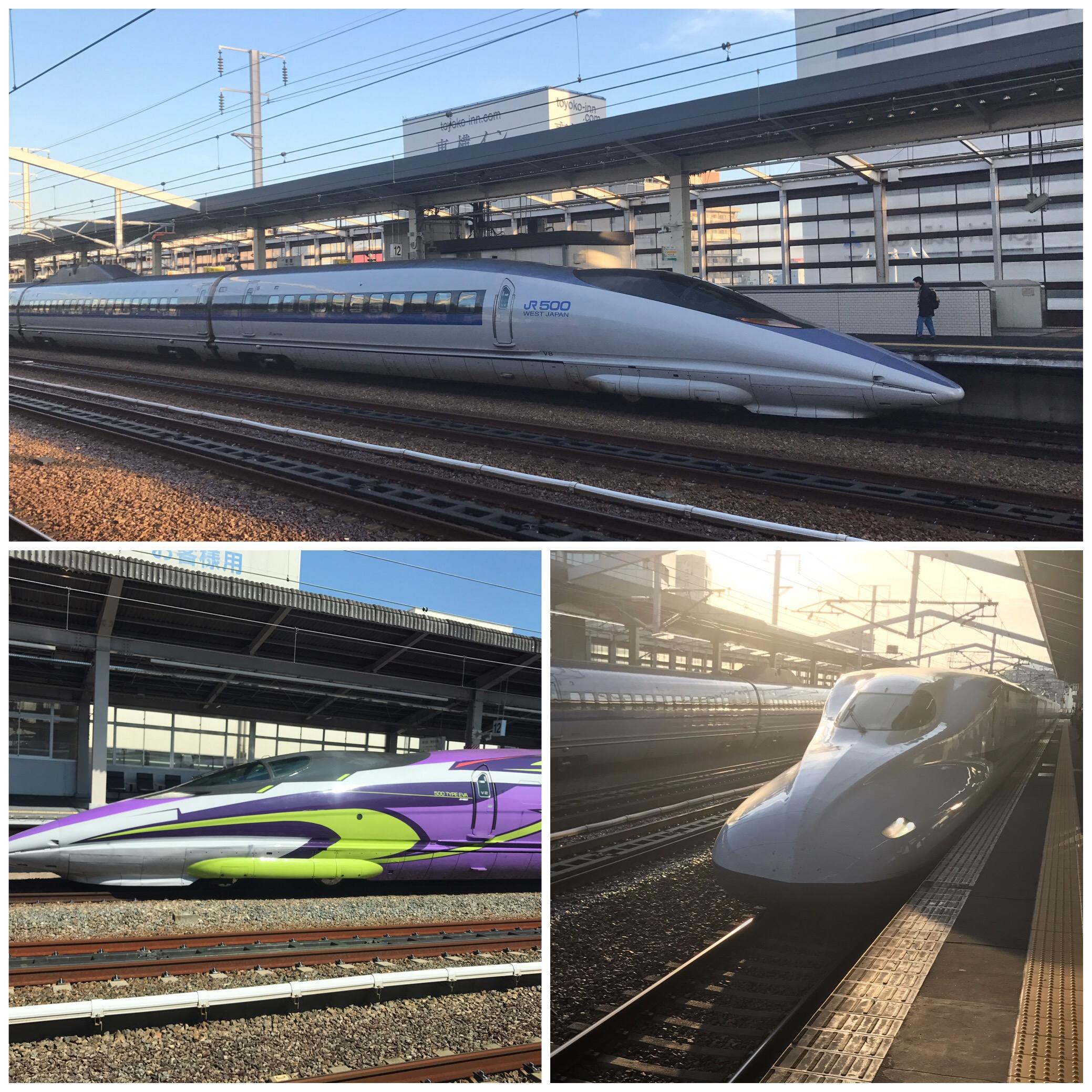 Nara i Himeji, czyli pociągami z Osaki